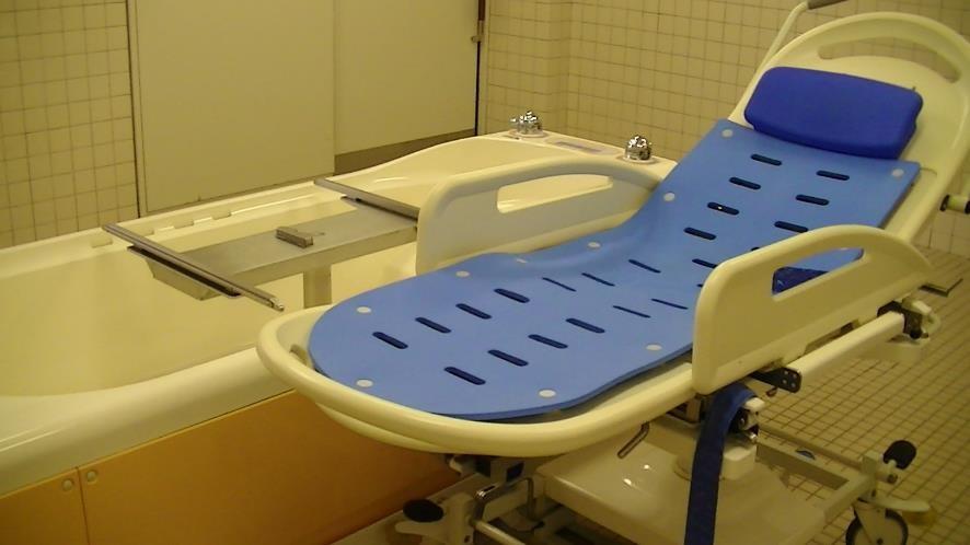 特殊浴スペース