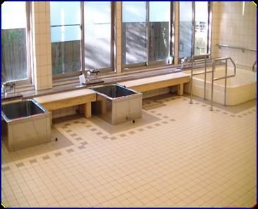 一般浴スペース②